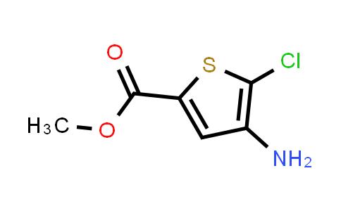 MC456169 | 89499-44-5 | 4-Amino-5-chlorothiophene-2-carboxylic acid methyl ester