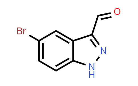MC456174 | 201227-38-5 | 5-Bromo-1H-indazole-3-carbaldehyde