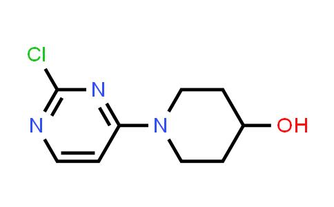 94222-07-8   1-(2-Chloropyrimidin-4-yl)-4-piperidinol