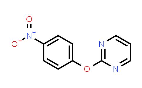 181801-29-6 | 2-(4-Nitrophenoxy)pyrimidine