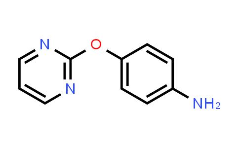 105130-26-5   4-(Pyrimidin-2-yloxy)phenylamine