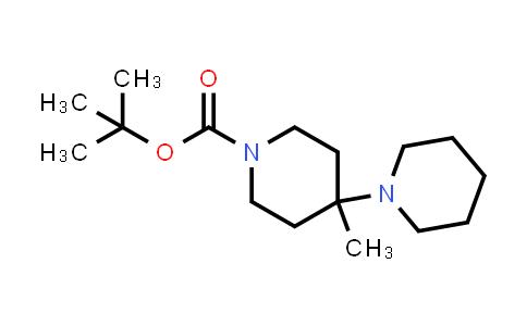 864369-96-0 | 4'-Methyl-[1,4']bipiperidinyl-1'-carboxylic acid tert-butyl ester