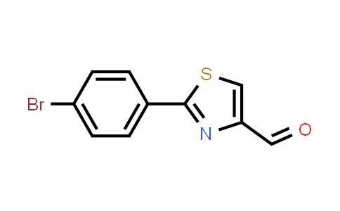 21166-30-3   2-(4-Bromo-phenyl)-thiazole-4-carbaldehyde