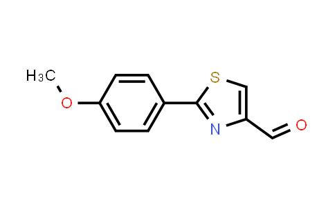174006-71-4 | 2-(4-Methoxy-phenyl)-thiazole-4-carbaldehyde