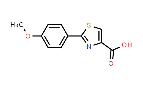 57677-80-2 | 2-(4-Methoxyphenyl)thiazole-4-carboxylic acid