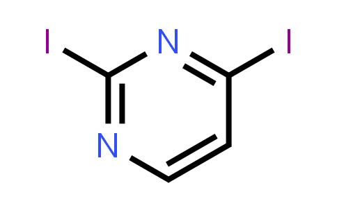 262353-34-4 | 2,4-Diiodopyrimidine