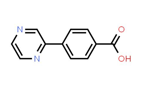 MC456258 | 216060-23-0 | 4-(Pyrazin-2-yl)benzoic acid