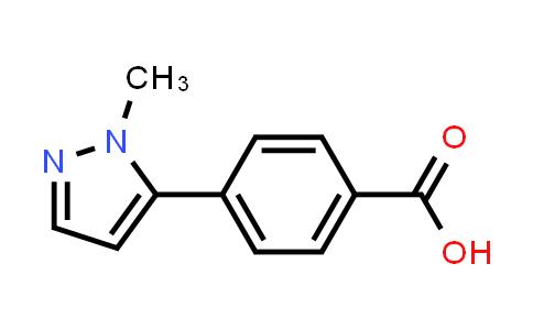 1189977-24-9   4-(2-Methyl-2H-pyrazol-3-yl)-benzoic acid