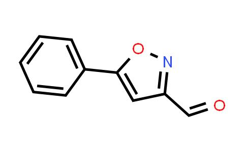 59985-82-9 | 5-Phenylisoxazole-3-carbaldehyde