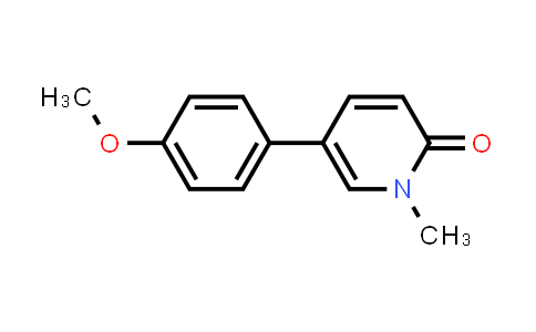 945980-20-1 | 5-(4-methoxy-phenyl)-1-methyl-1H-pyridin-2-one