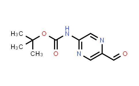 DY456289 | 959617-71-1 | (5-formyl-pyrazin-2-yl)-carbamic acid tert-butyl ester