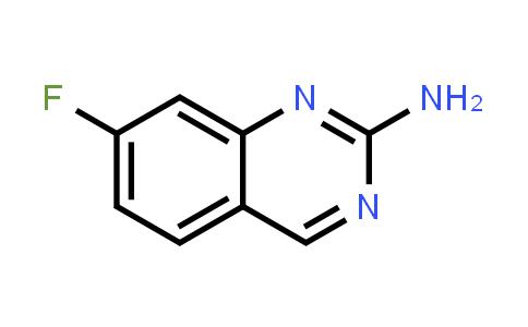 190274-01-2 | 7-Fluoro-quinazolin-2-ylamine