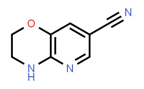 34945-66-9 | 3,4-Dihydro-2H-pyrido[3,2-b][1,4]oxazine-7-carbonitrile