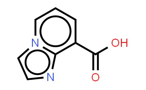 133427-08-4 | 8-羧酸咪唑并[1,2-A]吡啶