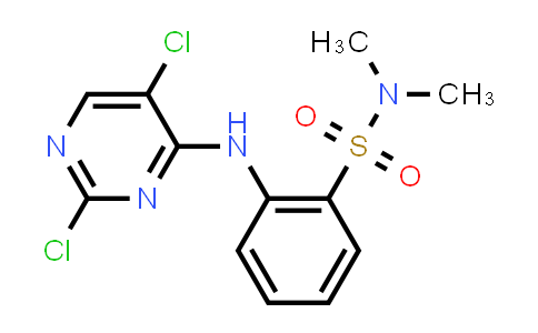 1022956-26-8 | 2-(2,5-Dichloro-pyrimidin-4-ylamino)-N,N-dimethyl-benzenesulfonamide