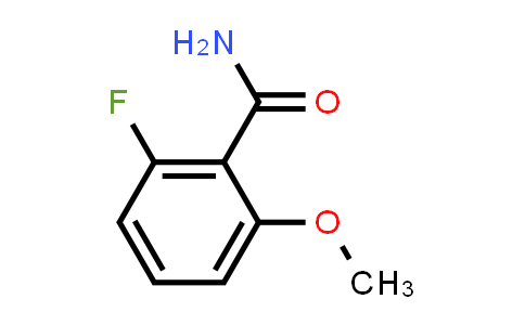 MC456303 | 529512-81-0 | 2-Fluoro-6-methoxy-benzamide