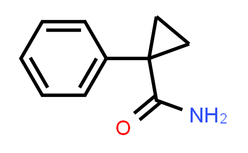 6120-96-3 | 1-Phenyl-cyclopropanecarboxylic acid amide