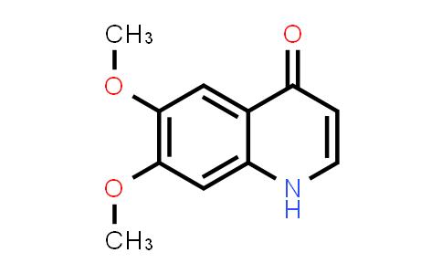 127285-54-5 | 6,7-Dimethoxy-1H-quinolin-4-one