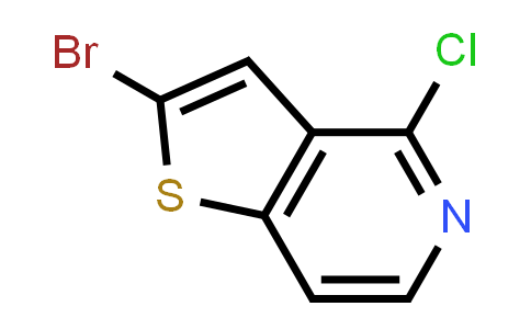 28948-61-0 | 2-Bromo-4-chloro-thieno[3,2-c]pyridine