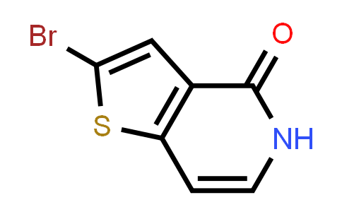 28948-60-9 | 2-bromo-5H-thieno[3,2-c]pyridin-4-one