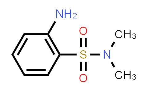 MC456318 | 54468-86-9 | 2-Amino-N,N-dimethyl-benzenesulfonamide