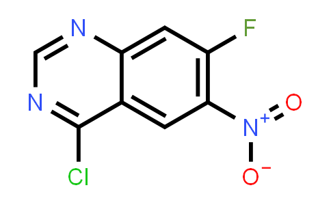 162012-70-6   4-Chloro-7-fluoro-6-nitro-quinazoline