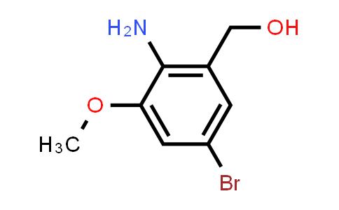 953039-12-8 | (2-Amino-5-bromo-3-methoxy-phenyl)methanol