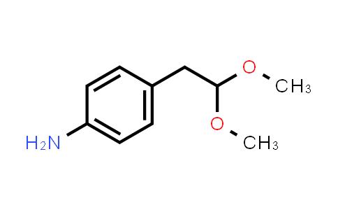 392630-73-8   4-(2,2-Dimethoxy-ethyl)-phenylamine