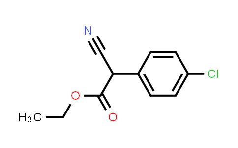 15032-43-6 | (4-Chlorophenyl)cyanoacetic acid ethyl ester