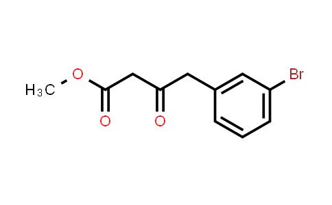 942474-94-4   4-(3-Bromo-phenyl)-3-oxo-butyric acid methyl ester