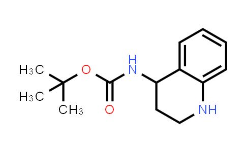 DY456358 | 885951-71-3 | (1,2,3,4-Tetrahydro-quinolin-4-yl)-carbamic acid tert-butyl ester