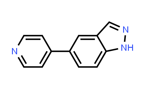 885272-55-9 | 5-Pyridin-4-yl-1H-indazole
