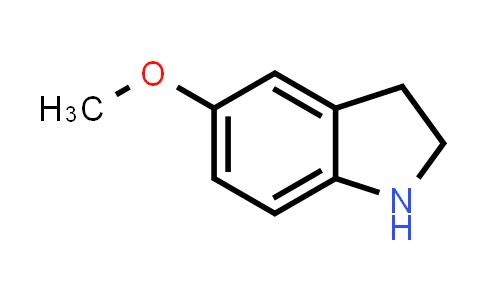 21857-45-4   5-Methoxy-2,3-dihydro-1H-indole