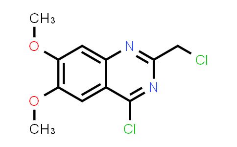 1044768-40-2 | 4-Chloro-2-chloromethyl-6,7-dimethoxy-quinazoline