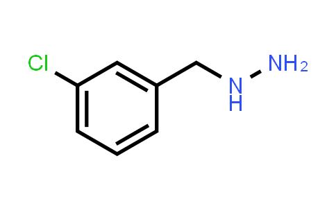 51421-12-6 | (3-Chloro-benzyl)-hydrazine