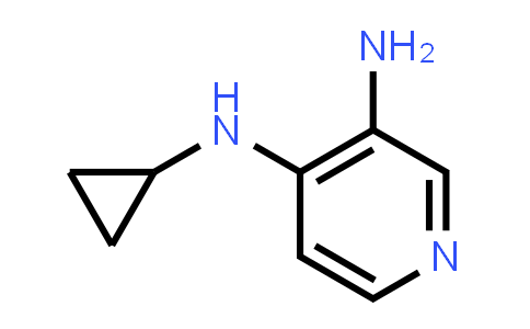 146950-68-7   N4-Cyclopropylpyridine-3,4-diamine