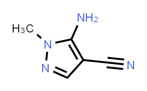 5334-41-8 | 5-Amino-1-methyl-1H-pyrazole-4-carbonitrile
