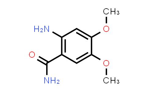 5004-88-6 | 2-Amino-4,5-dimethoxybenzamide