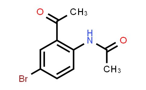 29124-64-9 | N-(2-Acetyl-4-bromophenyl)acetamide