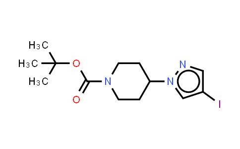 877399-73-0   4-(4-lodo-pyrazol-1-yl)-piperidine-1-carboxylic acid tert-butyl ester