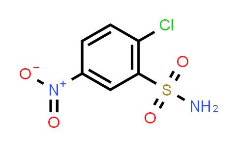 96-72-0   2-Chloro-5-nitrobenzenesulfonamide