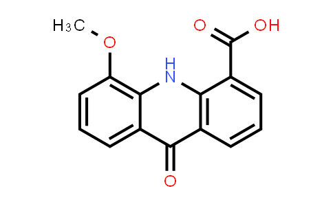 88377-31-5 | 5-Methoxy-9-oxo-9,10-dihydro-acridine-4-carboxylic acid