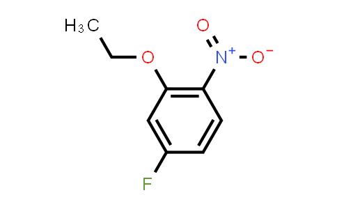 MC456450 | 28987-44-2 | 2-Ethoxy-4-fluoro-1-nitrobenzene