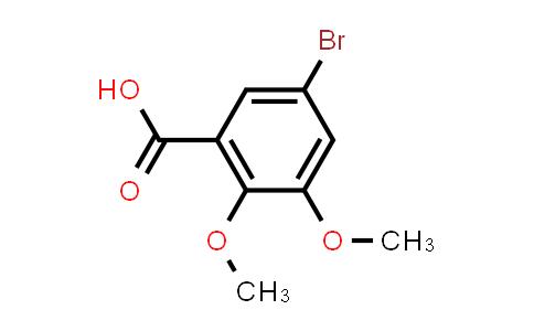 72517-23-8 | 5-Bromo-2,3-dimethoxybenzoic acid