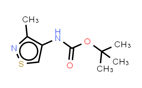 MC456458 | 876191-56-9 | 4-N-BOC Amino-3-methyl isothiazole