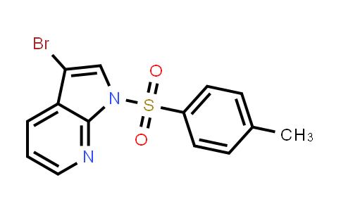 226085-18-3 | 3-Bromo-1-(4-methylphenylsulfonyl)-1H-pyrrolo[2,3-b]pyridine