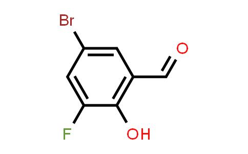 MC456466 | 251300-28-4 | 5-Bromo-3-fluoro-2-hydroxybenzaldehyde