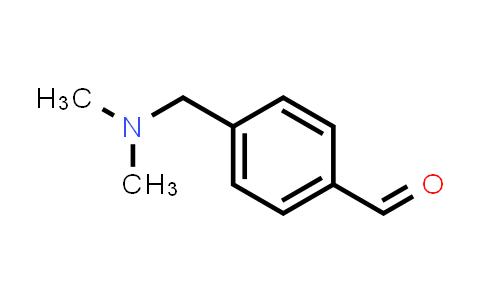 36874-95-0   4-Dimethylaminomethyl-benzaldehyde