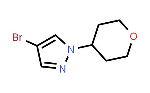 1040377-02-3 | 4-Bromo-1-tetrahydro-2H-pyran-4-yl-1H-pyrazole