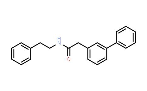 1131604-80-2 | 2-Biphenyl-3-yl-N-phenethylacetamide